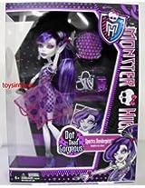 Monster High-Dot Dead Gorgeous Spectra Doll