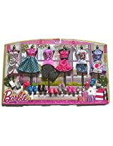 Barbie Doll Clothing & Accessory Set