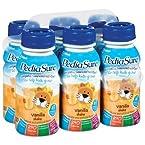 Pediasure Nutrition Drink Vanilla, 6 Pk (Pack Of 4)
