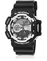 G-Shock Ga-400-1Adr-G548 Black Analog & Digital Watch