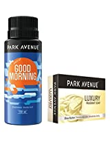 Park Avenue Tranquil Deo Spray - 150 ml