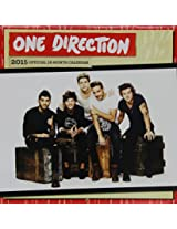 One Direction Official 18-Month 2015 Calendar