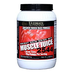 Ultimate Nutrition 2544 Muscle Juice