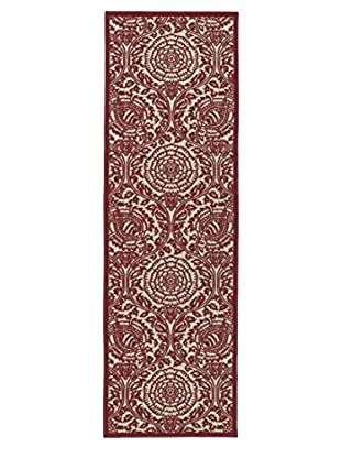 Kaleen Five Seasons Indoor/Outdoor Rug, Red, 2' 6