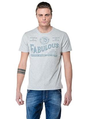 Diesel Camisa Jep (Gris)