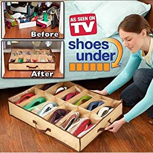Enfin Homes Shoes Organizer