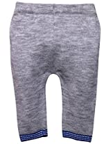 Amity Anchor Kids Warm Leggings (AA14-15117_3-6 Months_Grey)
