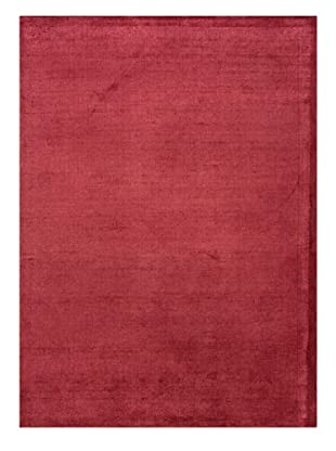 Jaipur Rugs Hand-loomed Solid Rug (Red)