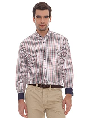 Marengo Camisa Cuadros (Bicolor)