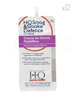 HQ Kit De 12 Productos Smog&Smoke Crema Día Protectora 20 ml cad.