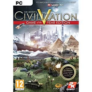 Sid Meier's Civilization(R) V Game of the Year