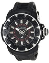 Fastrack NE9334PP02J Men's Wrist Watch-Black