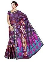 Saree Sansarr Saree (7114_Magenta)