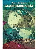 Macroecologia