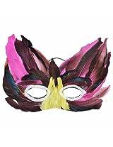 Eye Mask Feather EMF07
