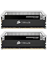 Corsair CMD16GX3M2A1600C9 Dominator Platinum Series 16GB Dual Channel Memory Kit with Link Connector