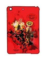 Deadpool Splash - Pro Case for iPad 2/3/4