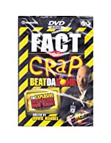 Imagination 00282I Fact Or Crap Beat Da Bomb DVD Game - 10 Packs