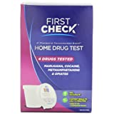 First Check Home 4 Drug Test , 1 Test