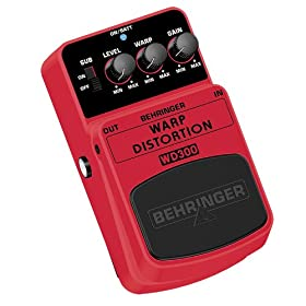 BEHRINGER WD300 WARP DISTORTION