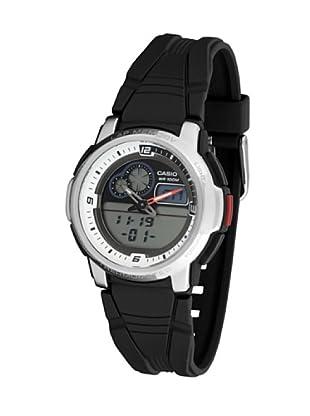 CASIO 19396 MTP-AQF-102W-7B - Reloj Caballero cuarzo caucho