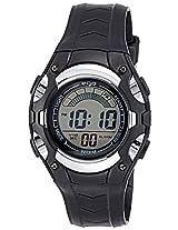 Ego by Maxima Digital Grey Dial Men's Watch - E-38941PPDN