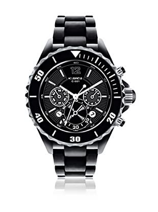 K&BROS Reloj 9429 (Negro)