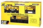 Caterpillar Construction Express Train set