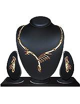 Niki Jewels Alloy Necklace Set for Women (Multicolour) (010 179 3302)