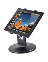 "Kantek - Stand for 7"" to 10"" Tablets, Swivel Base, Plastic, Black TS710 (DMi EA"