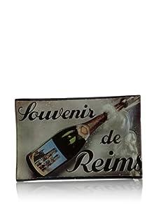 Rosanna Decoupage Tray (Souvenir de Reims)