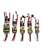 Castle Creations Phoenix Edge Lite 50 Amp ESC Building Kit with Datalogging