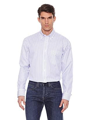 Hackett Camisa Rayas (Azul/Blanco)