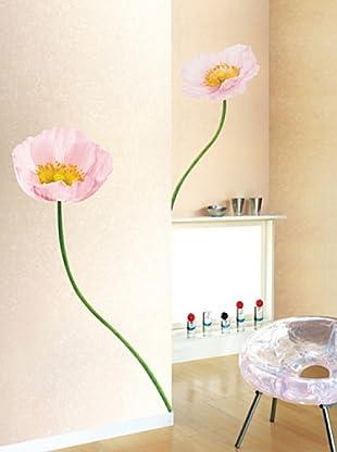 Vinilo Longitud de la gran flor: 160 cm  Multicolores