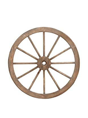 Wagon Wheel Wall Décor