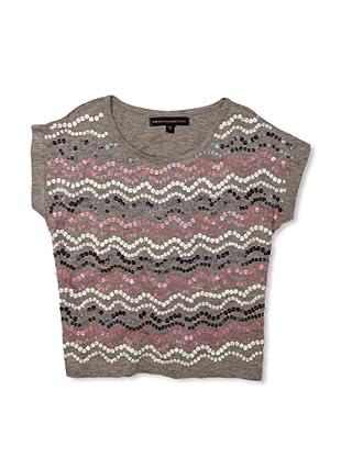 French Camiseta Bibb (Gris)