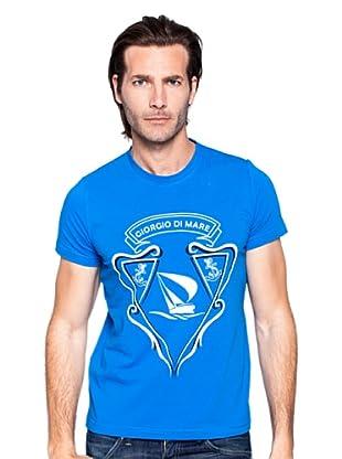 Giorgio Di Mare Camisa Salvatore (Azul)