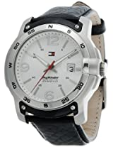 Tommy Hilfiger Analog Silver Dial Men's Watch - TH1790899/D
