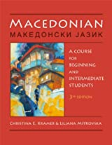 Macedonian: a Course for Beginning and Intermediate Students