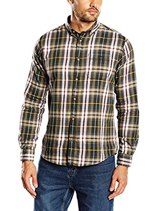 Springfield Camisa Hombre Twill Check