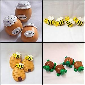 PinkFeather Honeylove Fridge Magnets