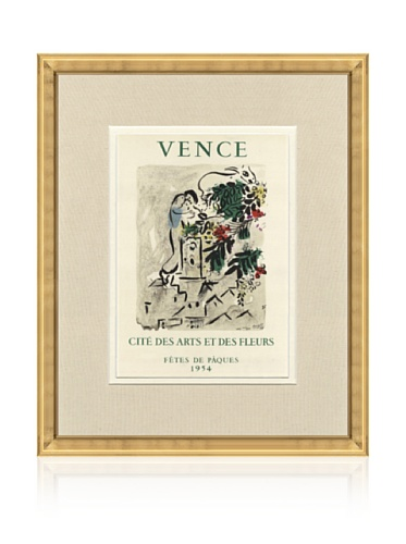 Marc Chagall Vence, 1959, 14