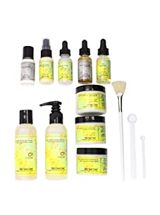 """360 Skin Care The """"Works"""" Citrus Fresh Facial Collection"""