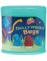 Scientific Explorer Gelly Wiggle Bugs, Multi Color