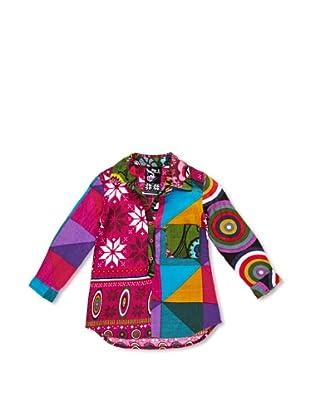 Desigual Camisa Doñana (Violeta Vivo)