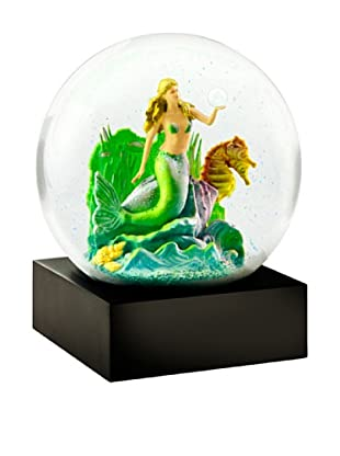 CoolSnowGlobes Mermaid Snow Globe