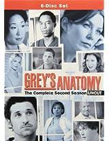Grey's Anatomy: Season 2 Uncut