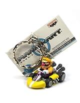Banpresto Mario Kart Wii Keychains With Figure Vol. 4 - Wario