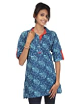 Rajrang CasuaL Wear Kurta Party Wear Tunic Top Womens CLothing Size S