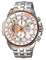 CASIO EDIFICE CHRONOGRAPH EF 558 MENS GENTS WRIST WATCH